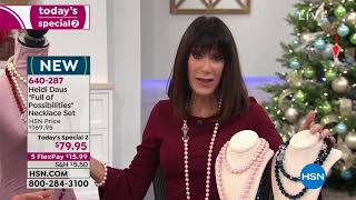 HSN | Heidi Daus Jewelry Designs 12.18.2018 - 03 PM