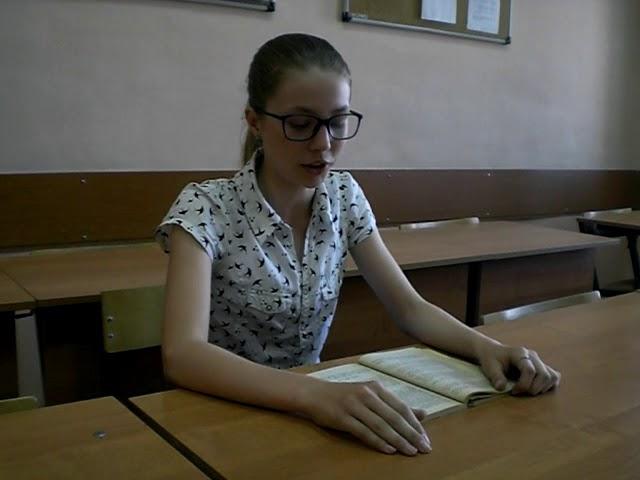 Изображение предпросмотра прочтения – ЕлизаветаСтеблева читает произведение «Крохотки: Шарик» А.И.Солженицына