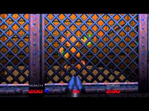Doom 64 EX - Level 07: Research Lab