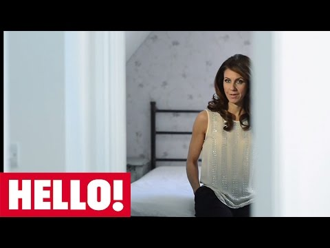 Julia Bradbury invites us behind the scenes of her exclusive HELLO! photo shoot
