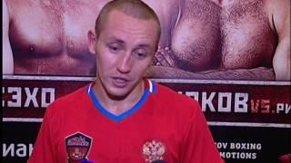 Интервью с победителем матча по боксу Челябинск Германия Эдуардом Абзалимовым