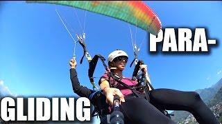 Abenteuer Weltreise: Paragliding in Batu - Indonesien | VLOG #127