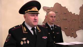 Раненые содрудники МВД Мордовии прибыли из Дагестана
