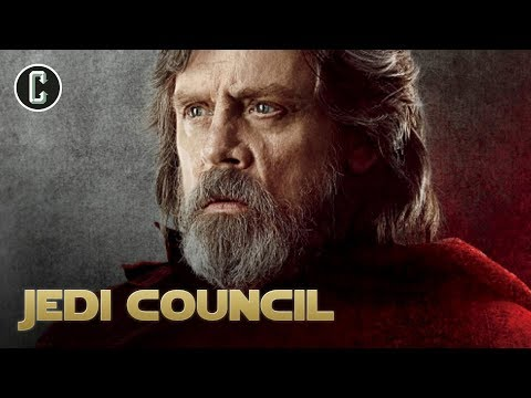 Mark Hamill Addresses Luke Skywalker Complaints in The Last Jedi - Jedi Council