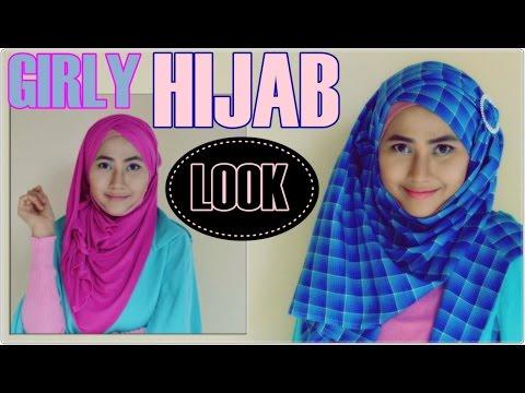 Tampilan Hijab Chic dengan  Aksesoris Gesper  #68 | 3 in 1 Hijab Style by Didowardah