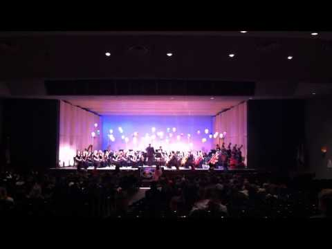 North Central High School Symphony Orchestra - Peter Gunn 2/4/12