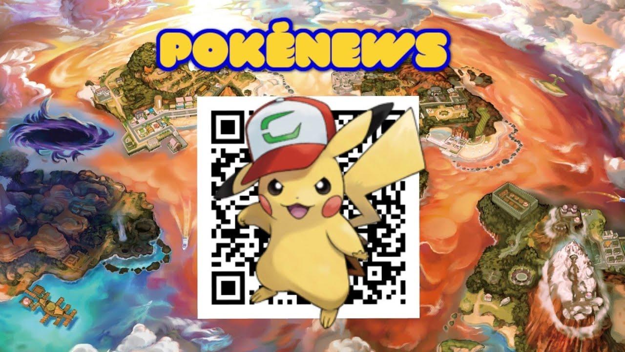 grande vendita nuova versione prezzo più basso con Rivelato il codice di PIKACHU con il cappello di Ash ispirato al Film
