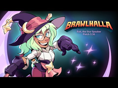 Fait Joins Brawlhalla! - Patch Notes 3.36