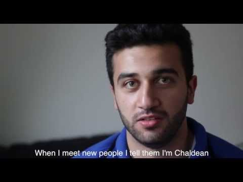 I am Chaldean