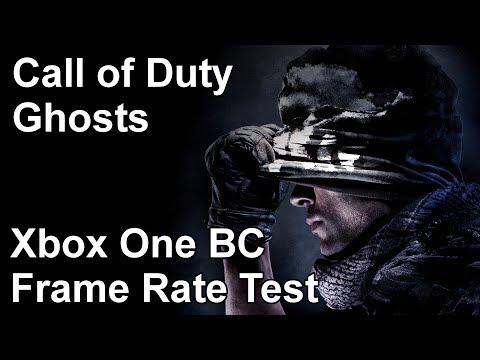 Call of Duty Ghost работает на Xbox One по обратной совместимости значительно лучше, чем в оригинале