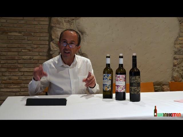 Cellers Sant Rafel - Xavier Penas - DO Montsant