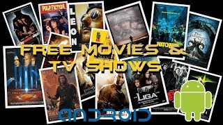 Tutorial - How to watch Movies and TV Shows for FREE on your Android device