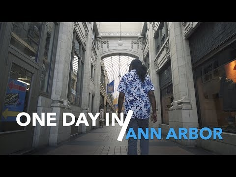 One Day In Ann Arbor | Pure Michigan