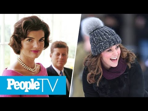 Why Jackie Kennedy Felt Bad For Marilyn Monroe, Kate Middleton Hits The Ice Rink Pregnant | PeopleTV