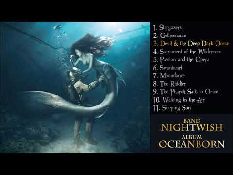 Explore The Depths Of The Ocean - Nightwish Oceanborn Full Album