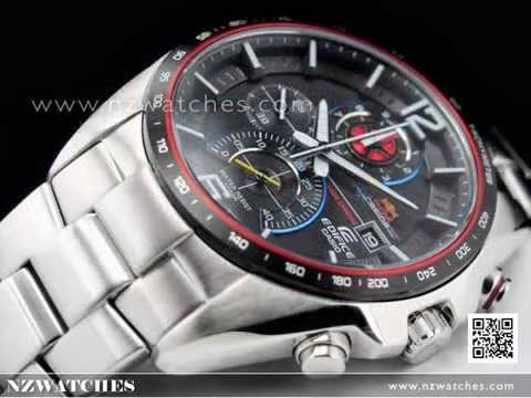 casio edifice red bull racing limited edition sport watch. Black Bedroom Furniture Sets. Home Design Ideas