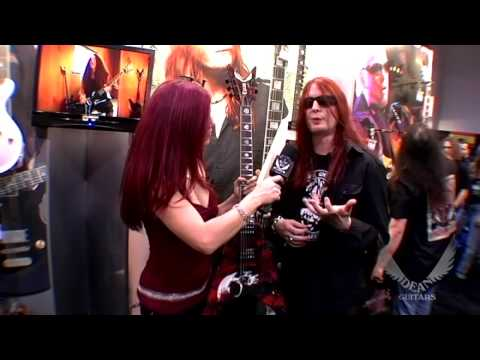 Michael Amott of Arch Enemy + Carcass exclusive interview