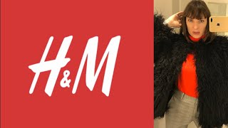 H&M 2018. НМ 2018. Одежда с примеркой 2018. Shopping. Autumn - Winter