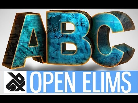 American Beatbox Championship 2016  |  Open Eliminations
