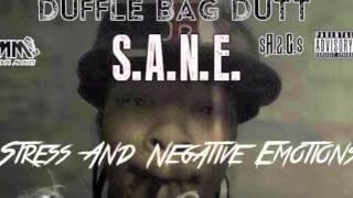 Duffle Bag Dutt - Clear My Mind
