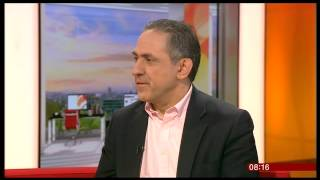 Jack Valero on BBC Breakfast: Pope Francis in the Philippines and limits to freedom of expression