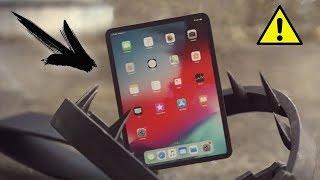 iPad Pro VS МЕДВЕЖИЙ КАПКАН !
