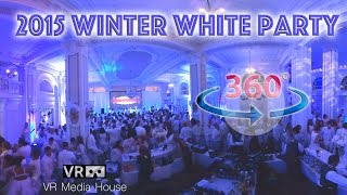 2015 Winter White Party  A 360 Degree Video Experience