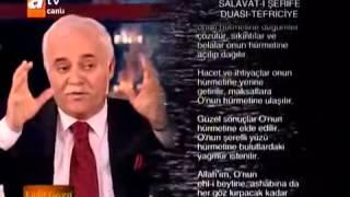 Nihat Hatipoğlu - Hz. Muhammed'e Salavat Getirmek ( Kadir Gecesi )