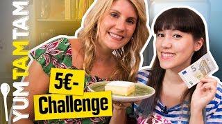Wir BACKEN nicht, wir ZAUBERN! // 5€-Challenge #9 // #yumtamtam
