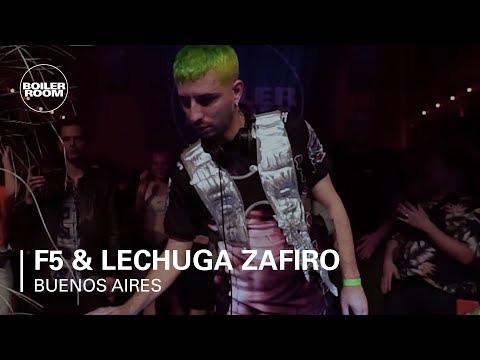 F5 & Lechuga Zafiro | BR Buenos Aires | Hiedrah Club De Baile