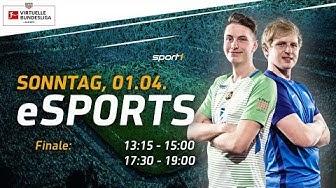 ReLIVE 🔴 | FIFA 18 Finale Deutsche Meisterschaft | TAG Heuer Virtuelle Bundesliga | SPORT1