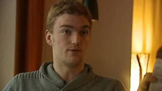 Reportage om Mattias Ekholm