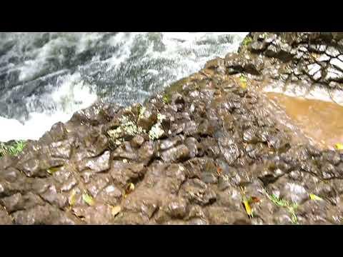 Water Falls In Maui