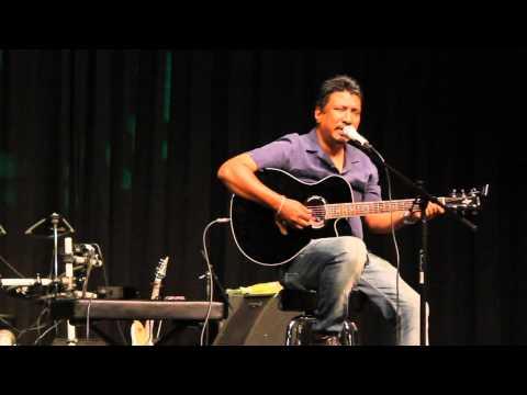 Nhyoo Bajracharya - Aadhi Baato Hinde Pachhi (Unplugged) - Together for Nepal Night | 400K+ Views