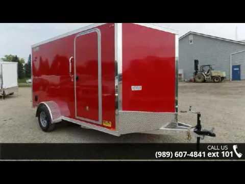 2017 Legend Trailers Explorer Cargo V Nose Series 7X14EVS...