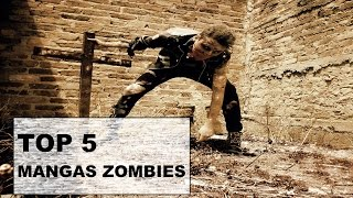 TOP 5 Mejores Mangas Zombies