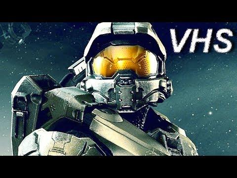 "Halo: Master Chief Collection - Трейлер ""PC"" на русском - VHSник"