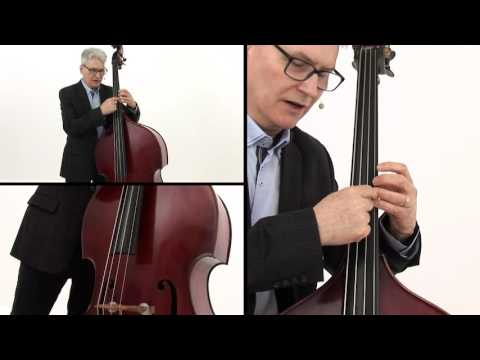 Upright Bass Lesson - Where Are The Notes? - John Goldsby