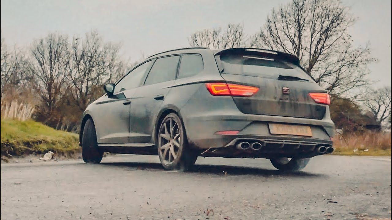 *NOT WHAT I THOUGHT* SEAT LEON CUPRA R ST - YouTube