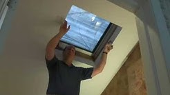 Installing a Skylight Shade Saves Money and Energy (Part 1)