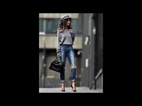Best jeans with heels 2019 - YouTube