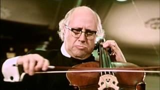 "Aram Khatchaturian ""Cello Rhapsody"" Mstislav Rostropovich"