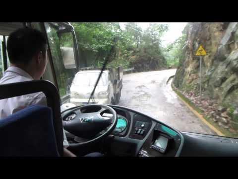Road to Longsheng Rice Terraces