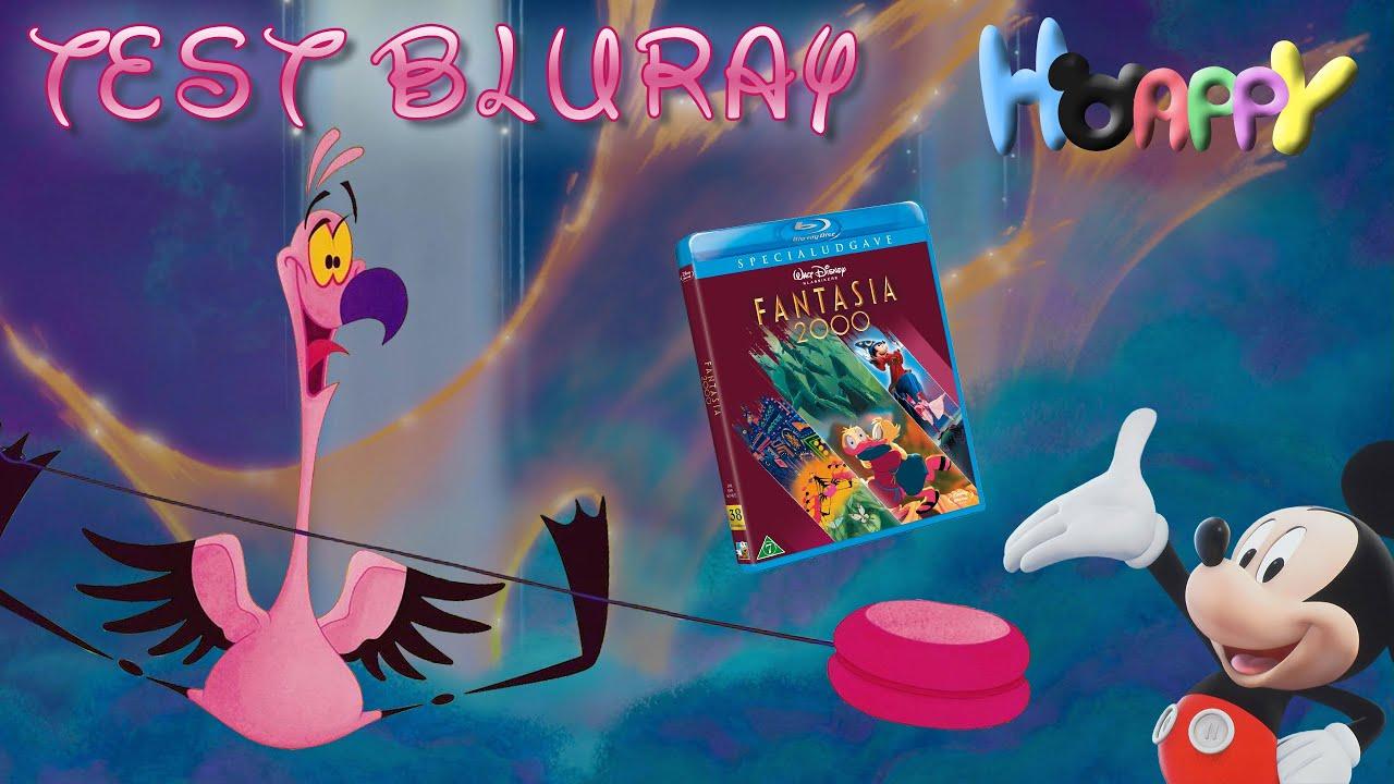 Download TEST Bluray #15 : Fantasia 2000