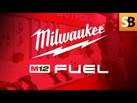 DOES 12V CUT IT? - Milwaukee M12 Fuel