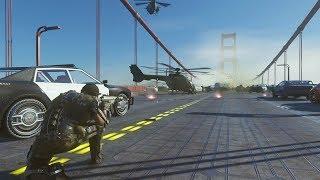 battle of San Francisco - Call of Duty Advanced Warfare
