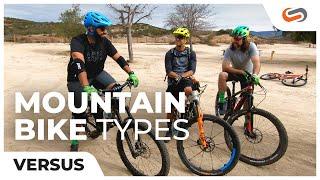 MTB Categories Enduro Vs. Cross Country Vs. Trail Vs. Downhill SportRx