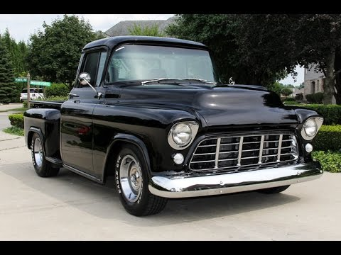 1956 Chevrolet Pickup For Sale