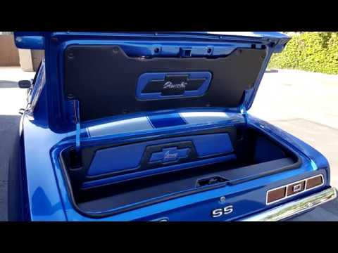 Alien Enclosures Honest Customer Review Trunk Kit For My 1969 Camaro Restomod Youtube