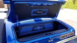 Alien Enclosures Honest Customer Review Trunk Kit For My 1969 Camaro Restomod
